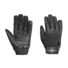 Globaleather Classic Wheelchair Gloves - Black Medium