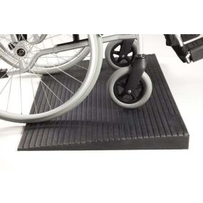 Rubber Threshold Ramp - 20mm (0.78