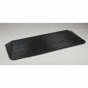 Rubber Threshold Ramp - 25mm (1