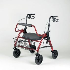 King Bariatric Rollator