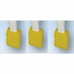 Foot Brush - Spare Sponges 3PK