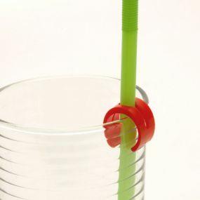 Strawberi -  Straw Holder (PK5)