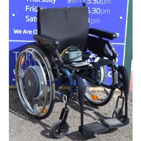 Motion Composite Wheelchair + E Motion Wheels **Used**