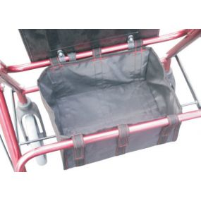 Underseat Rollator Bag - (12 x 10 x 6