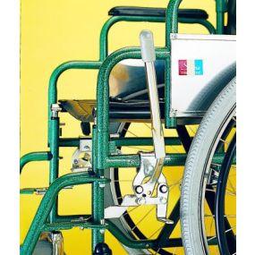 Wheelchair Brake Lever Extender