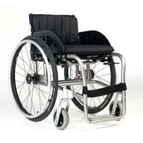 Invacare XLT Wheelchair - Fixed