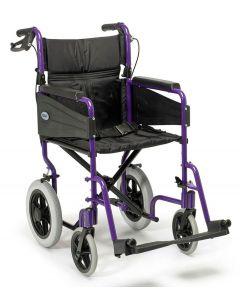 Escape Lite Wheelchair - Transit - Purple - 18