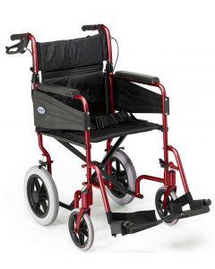 Escape Lite Wheelchair - Transit - Ruby Red - 16