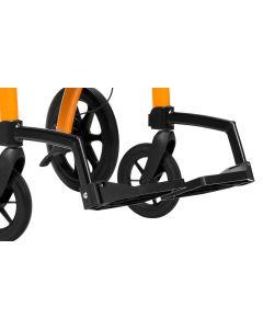 Rollz Motion Rollator/Wheelchair - Large Footrest (Pair)