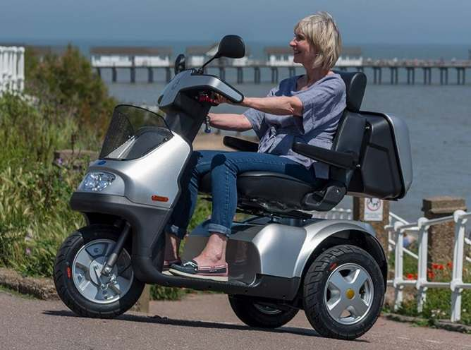 Used TGA Mobility Scooter